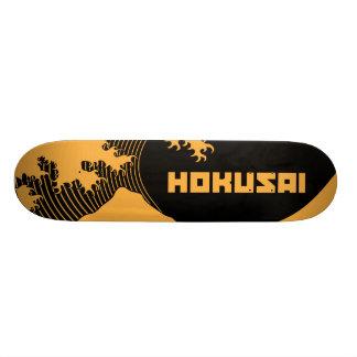 Hokusai - The Great Wave Custom Skate Board