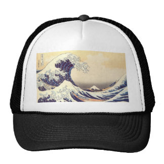 Hokusai 'The Great Wave' Trucker Hat