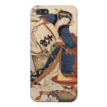 Hokusai - The Strong Oi Pouring Sake Art Cases For iPhone 5