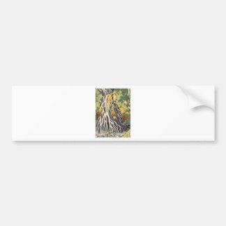 Hokusai - UKIYOE- Bumper Sticker