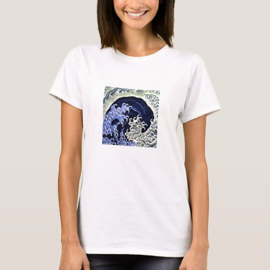 Hokusai Woman T-Shirt