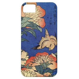 Hokusai's 'Flowers' iPhone 5 Case