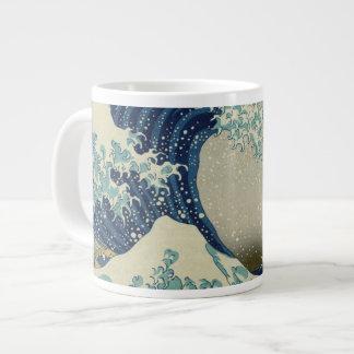 Hokusai's The Great Wave off Kanagawa Giant Coffee Mug