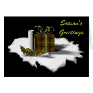 hol1, Season's Greetings Card