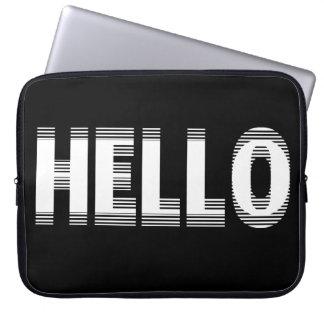 """Hola 15"""" ordenador portátil funda computadora"""