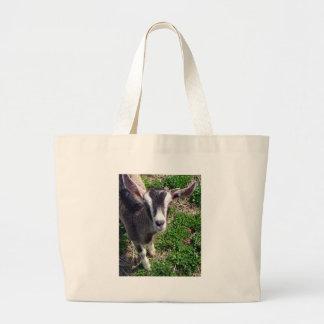 Hola allí cabra bolsa