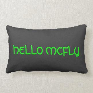 HOLA ALMOHADA DE MODA DE MCFLY