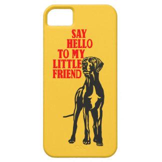 ¡Hola amigo! iPhone 5 Fundas