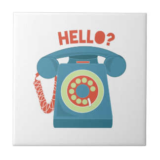 ¿Hola? Teja Ceramica