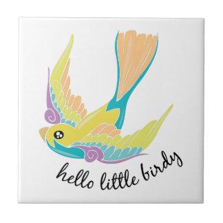 Hola Birdy Teja