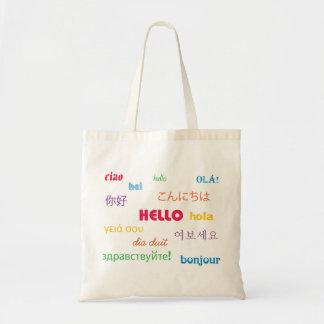 Hola bolso bolsas de mano