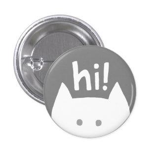 Hola botón - edición extroversa