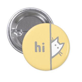 Hola botón - edición intermedia