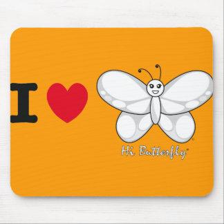 Hola Butterfly® Mousepad Alfombrilla De Ratones