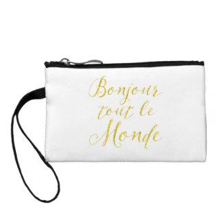 ¡Hola cada uno!  ¡Revendedor Le Monde de Bonjour!