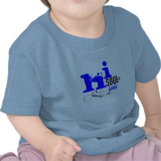 HOLA camiseta de Keiki del alma