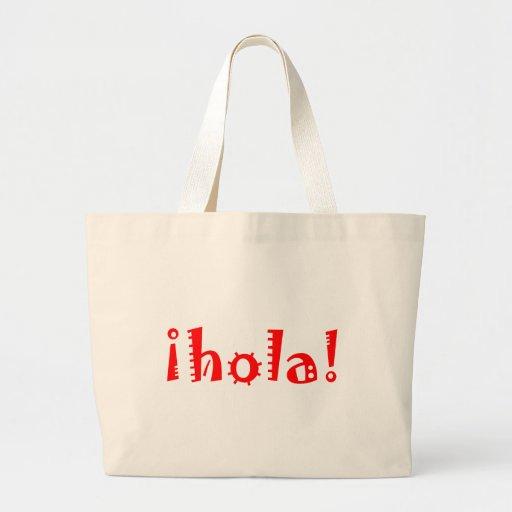 Hola Canvas Bag