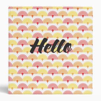 """""""Hola"""" carpeta"""