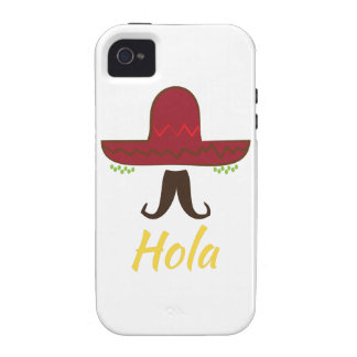 Hola iPhone 4 Cases