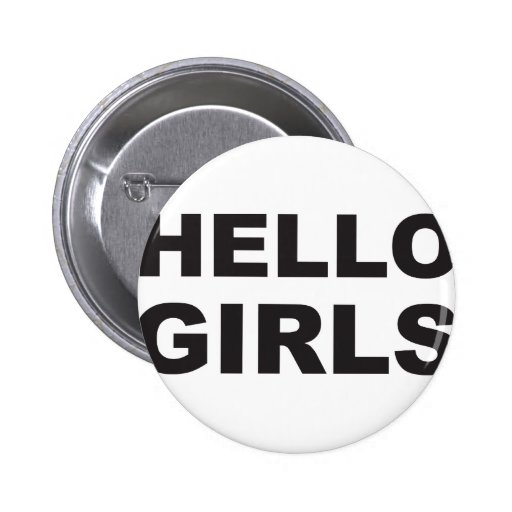 HOLA CHICAS PINS