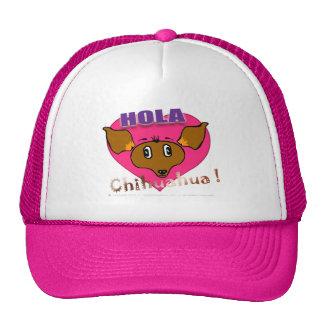 """""""Hola Chihuahua!"""" Amistad Hat"""