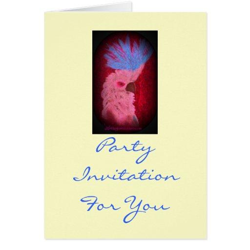 Hola chulo tarjeta de felicitación