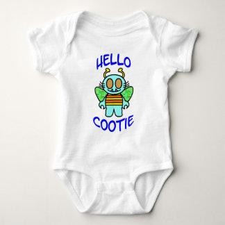 hola cootie camisas