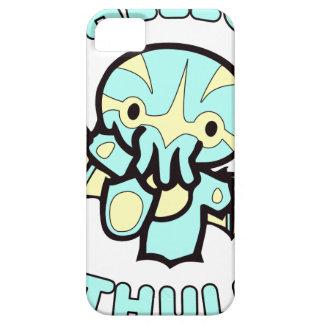 Hola Cthulhu iPhone 5 Case-Mate Carcasas