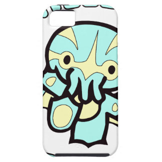 Hola Cthulhu iPhone 5 Case-Mate Protectores