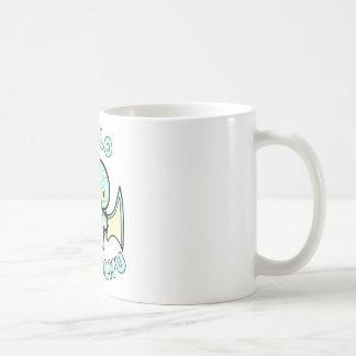 Hola Cthulhu Taza De Café
