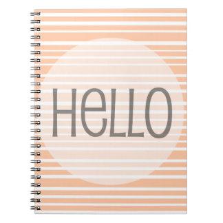 Hola cuaderno