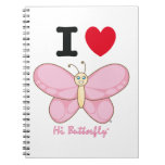 Hola cuaderno de Butterfly®
