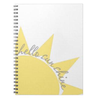 hola cuaderno de la sol