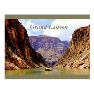 ¡Hola de la parte inferior del Gran Cañón! Tarjetas Postales