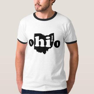 Hola de Ohio Playera