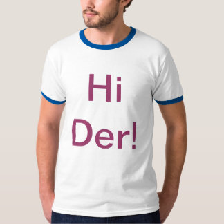 Hola Der Playera
