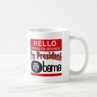 Hola > destinado para la grandeza taza de café