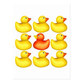 ¡Hola Ducky! Tarjeta Postal