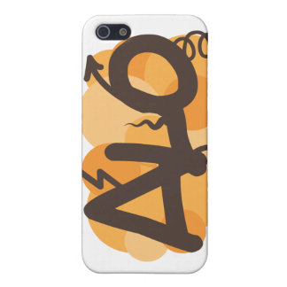 Hola en criollo - alo iPhone 5 funda