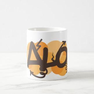 Hola en criollo - alo taza