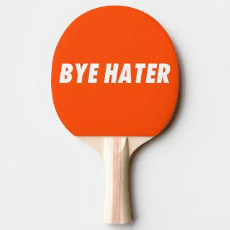 Hola enemigo - enemigo del adiós pala de tenis de mesa