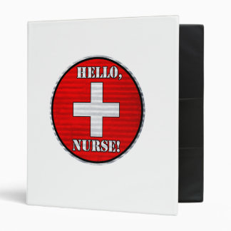 ¡Hola, enfermera! Carpeta