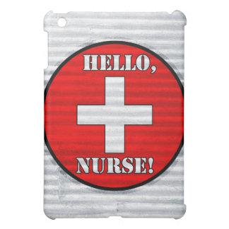 ¡Hola, enfermera! caso del iPad