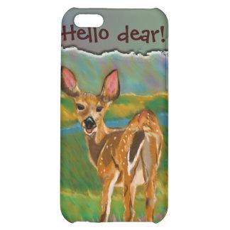 Hola estimado caso del iPhone 4 de los ciervos