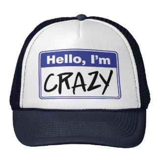 Hola estoy loco gorro