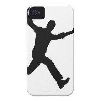 Hola figura de la libertad del mundo carcasa para iPhone 4 de Case-Mate