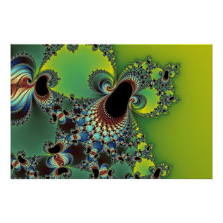 Hola - fractal posters