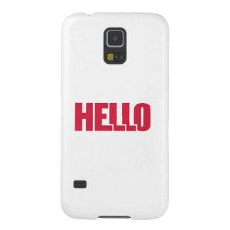 Hola Carcasa De Galaxy S5