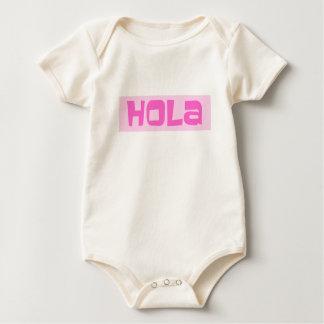 Hola Girl Bodysuit
