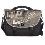 Hola hermoso bolsas para portatil